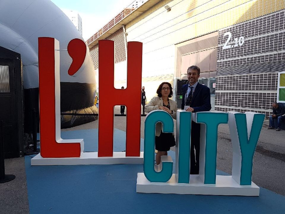 Smart City Expo World Congress Barcelone 1