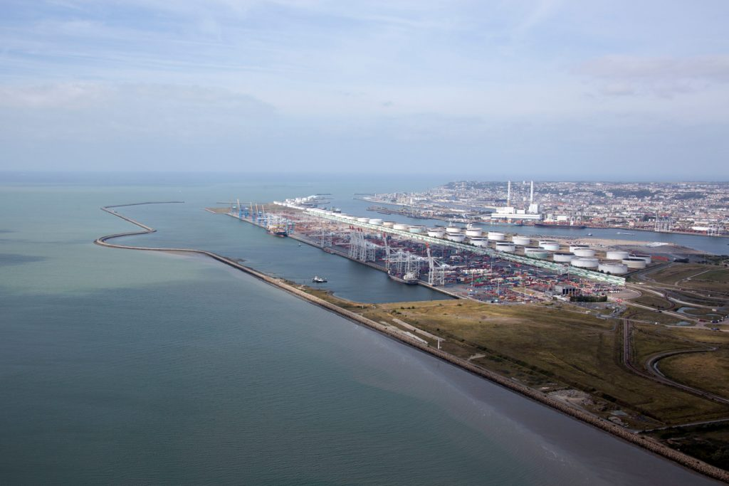 Parachèvement de Port 2000 : le calendrier sera tenu 1