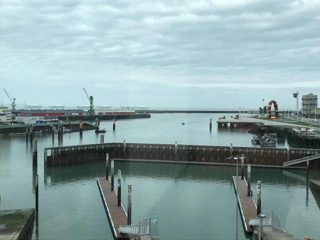 Le renouveau du port de pêche 1