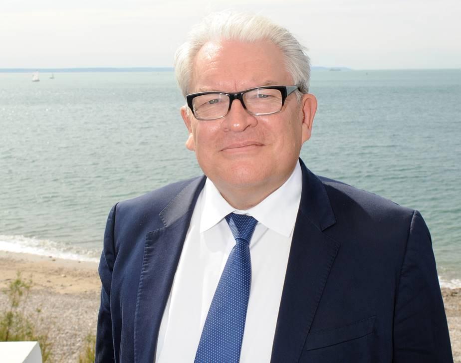 Michel Segain élu à la présidence du Conseil de développement du Port du Havre 1