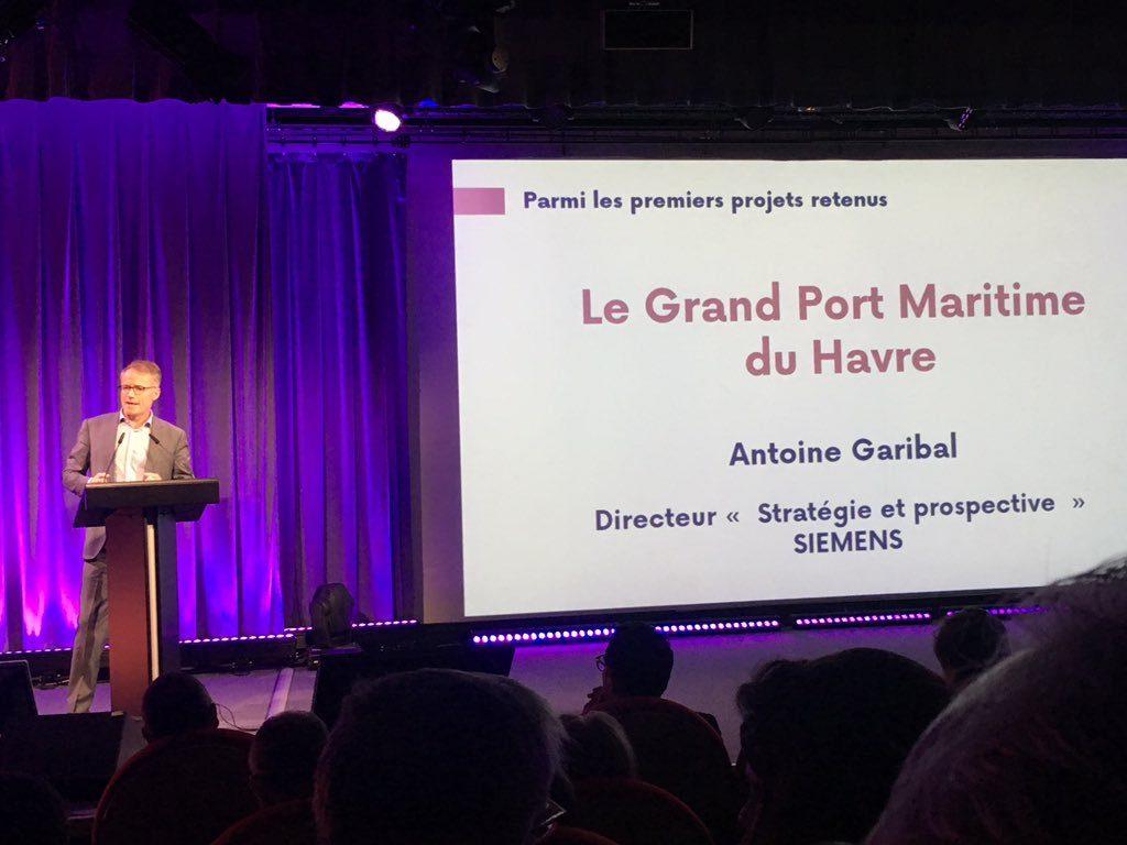 La 5G pour doper la compétitivité du port du Havre 1