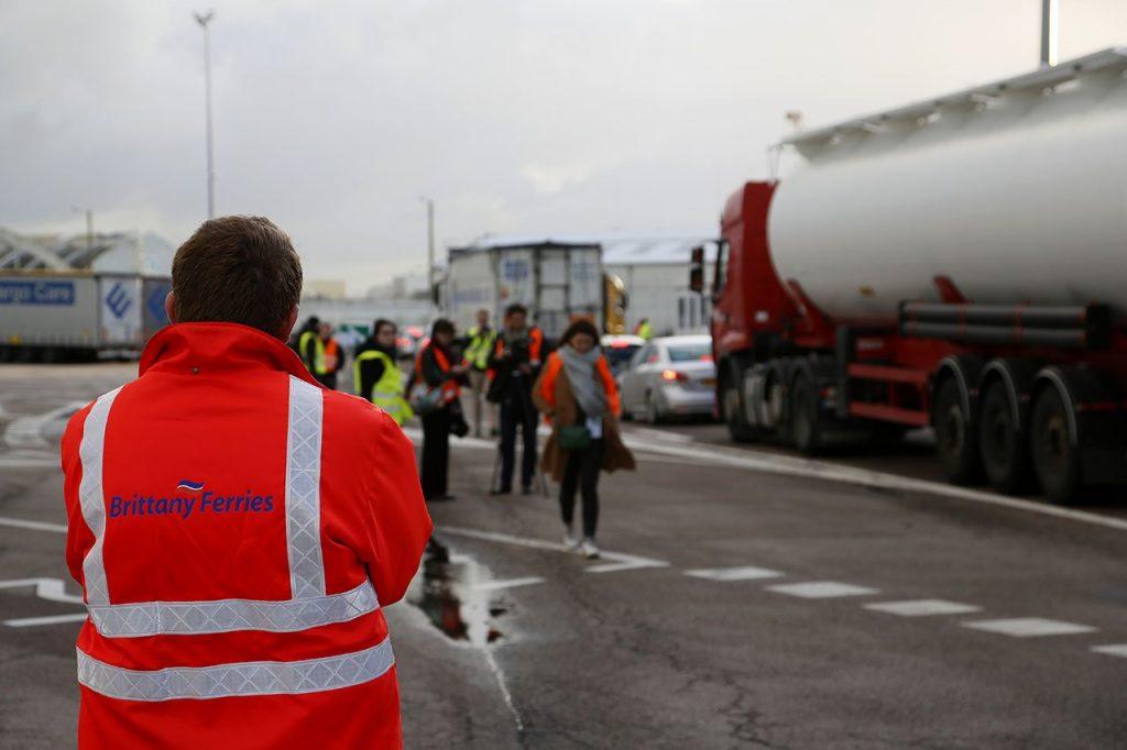 Les acteurs portuaires havrais prêts pour le Brexit 1