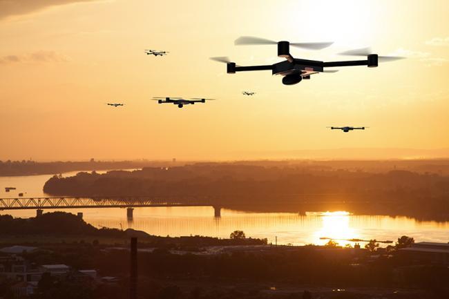 La plateforme normande de drones à la une ! 1