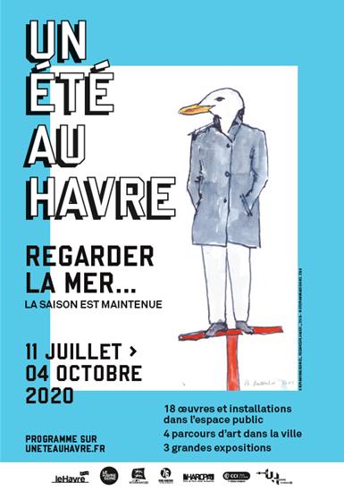 Nouvelle programmation Un Eté au Havre : l'identité maritime d'un territoire vue par l'art et la culture 1