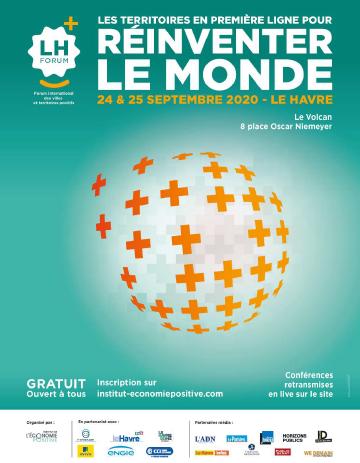 """24 septembre - Atelier """"Dessinons le territoire portuaire intelligent de demain"""" (LH Forum) 1"""